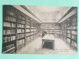 Près De TARASCON, Bibliothèque Du Petit Noviciat Des Missions Francaises D'Orient, Petit CASTELET - Tarascon