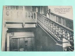 Chateau De Granès, Près CAUSSADE, La Cage De L'escalier D'honneur - Caussade
