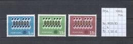 Europa CEPT 1962 - Portugal YT 908/10 MH - Europa-CEPT