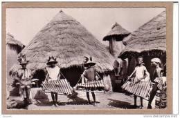 L´AFRIQUE NOIRE - CPSM - 856 - Tam-Tam - Musique - éditeur HOA-QUI - Postcards