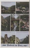 Thale - Bodetal Im Harz Mehrbildkarte - Thale