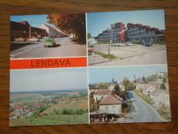 LENDAVA / Anno 19?? ( Zie/voir Foto Voor Details ) !! - Slovénie
