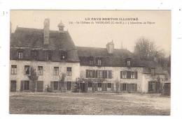 CPA 22 - VAUBLANC - Le Château Du Vaublanc , à 5 Kilomètres De Plémet - TB Plan De L'Edifice - France