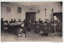 86 LARNAY PRES DE POITIER PETITS METIERS ATELIER DES AVEUGLES.CPA BON ETAT - Poitiers