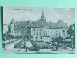 GRENOBLE - L'Hotel De Ville - Grenoble