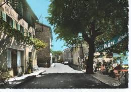 07 - VALGORGE / Le Centre Du Village + Hotel De Paris [ 1965 ]..............2827 - Altri Comuni