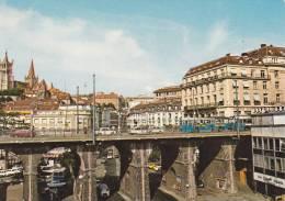 LAUSANNE  TROLLYBUS - VD Vaud