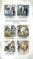 m11407a Mozambique 2011 Bats s/s