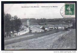 52 - DOULAINCOURT - ENTREE DE LA RUE MATHEY - Doulaincourt