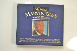Marvin Gaye Selection DCD-811 BLU / Coffret 2 Cd - Sonstige - Englische Musik