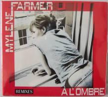 Mylène FARMER MAXI CD 4 Titres A L'ombre NEUF & SCELLE - Editions Limitées
