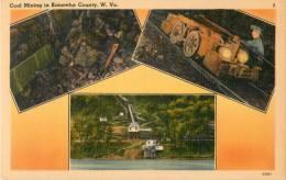 CHARLESTON - COAL MINING IN KANAWHA COUNTY - Charleston