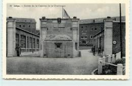 LIEGE  - Entrée De La Caserne De La Chartreuse. - Non Classés