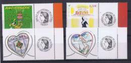PERS 9 - Timbres Personnalisés N° 3569A-3688A-3632A-3633A Neufs**logo Cérès - France