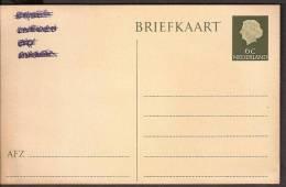 Briefkaart 1954 Geuzendam Nr 257 - Postal Stationery