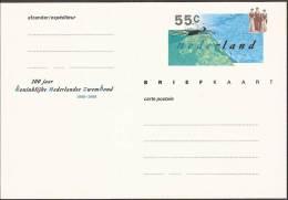 Briefkaart 1988 Geuzendam Nr 312 Koninklijke Nederlandse Zwembond - Postal Stationery