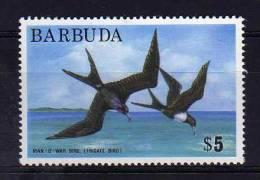 Barbuda - 1975 - $5 Dollar Definitive/Frigate Bird (Perf 14 X 14½) - MNH - Antigua & Barbuda (...-1981)