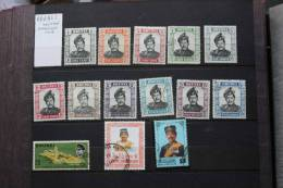 AC129B - Brunei - Lot - Briefmarken
