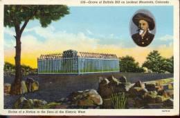 PK  Grave Of Buffalo Bill On Lookout Mountain Colorado - Etats-Unis