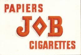 Papier JOB/ Cigarettes/ Vers 1920                BUV40 - Tabac & Cigarettes