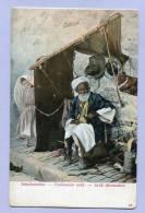 Vintage Card Karte Arab Shoemaker Arabischer Schuhmacher Cordonnier Arab About 1905 (485) - Ansichtskarten