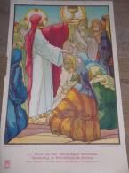 Affiche Devotie Illustr. Jos Speybrouck -  Feest Van Het Sacrament - Affiches