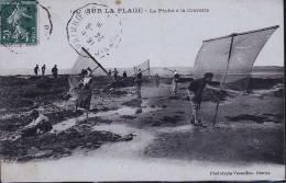 L Edtuaire PECHEURS DE CREVETTES - Paimboeuf