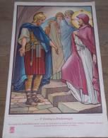 Affiche Devotie Illustr. Jos Speybrouck -  3° Zondag Na Driekoningen - Affiches