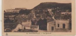 20  ¨PHILIPPEVILLE  VUE GENERALE - Skikda (Philippeville)