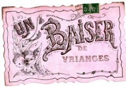 VRIANGES - France