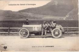 CIRCUIT D´ AUVERGNE Dans La Plaine De LASCHAMPS.Course Automobile - Non Classificati