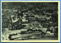 DRESDEN, Fliegeraufnahme, 193? - Dresden