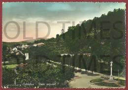 PORTUGAL - CALDELAS - VISTA PARCIAL - 1950 REAL PHOTO PC - Braga