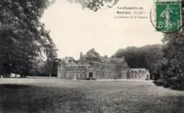 76  LA CHAPELLE DU BOURGAY ( S.- Inf . )    Le Château De  La Breauté . - France
