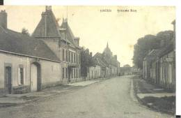 ARCES  - Grande Rue , Petites Taches De Café ( Voir Scan ) - Francia