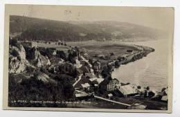 Ref 187 - SUISSE - LE PONT - Grand Hôtel Du Lac De JOUX (oblitération De 1932 De LE PONT ) - VD Vaud