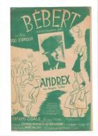 Bébert - Partitions Musicales Anciennes