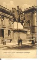 Cartoline Monumenti-monumento A Marco Aurelio-roma - Monumenti