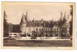 MAILLEBOIS ( Eure Et Loir )  Le Château ..... - Francia