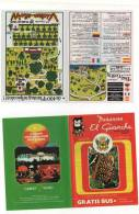 Alt175 Pubblicità Advertising Publicidad Vintage Bananera Plantas Tropicales Piante Tropicali Banana Casino Tenerife - Reclame