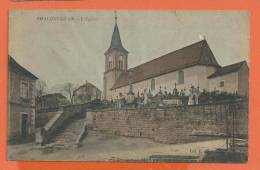 S261, Chalonvillais, église, Cimetière, Non Circulée - France