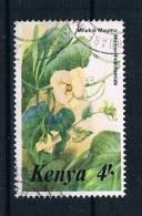 Kenia 1985 Blumen Mi.Nr. 341 Gestempelt - Kenia (1963-...)