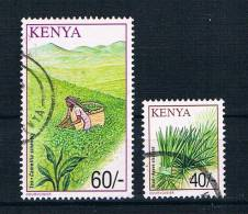 Kenia 2000 Pflanzen Mi.Nr. 755/57 Gestempelt - Kenia (1963-...)