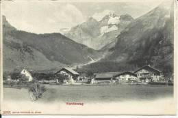 KANDERSTEG - SCAN R/V - BE Berne
