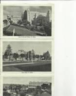 ST. KILDA, DÉPLIANT 12 PHOTOTS , 4 SCAN - Melbourne