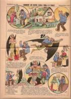 """Imagerie Pellerin /Im. D´Epinal N° 2636/""""Le Diable """"/ Cobra/ CAUBET/Marseille/La Garenne Colombe/Vers 1930     IM340 - Non Classés"""