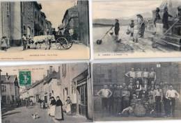 SUPERBE ALBUM DE 500 CARTES POSTALES - 500 Postkaarten Min.