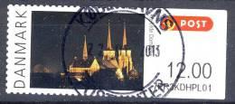 #Denmark 2012. ATM. NORDIA. Used - Frankeervignetten (ATM/Frama)