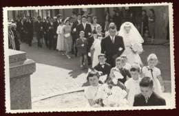 Cpsm Carte Photo Du 29 Saint Renan Mariage  --   Brest  EUG18 - Plougonvelin