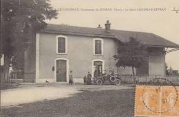 18   LE COUDRAY COMMUNE DE CIVRAY LA GARE      /////   REF 18/86 - Autres Communes